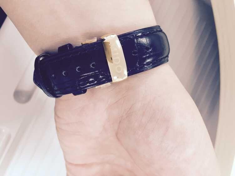 天梭T058.009.33.031.00手表【表友晒单作业】表收到好几...