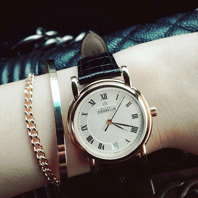 赫柏林12432/P08手表【表友晒单作业】收到货了,...