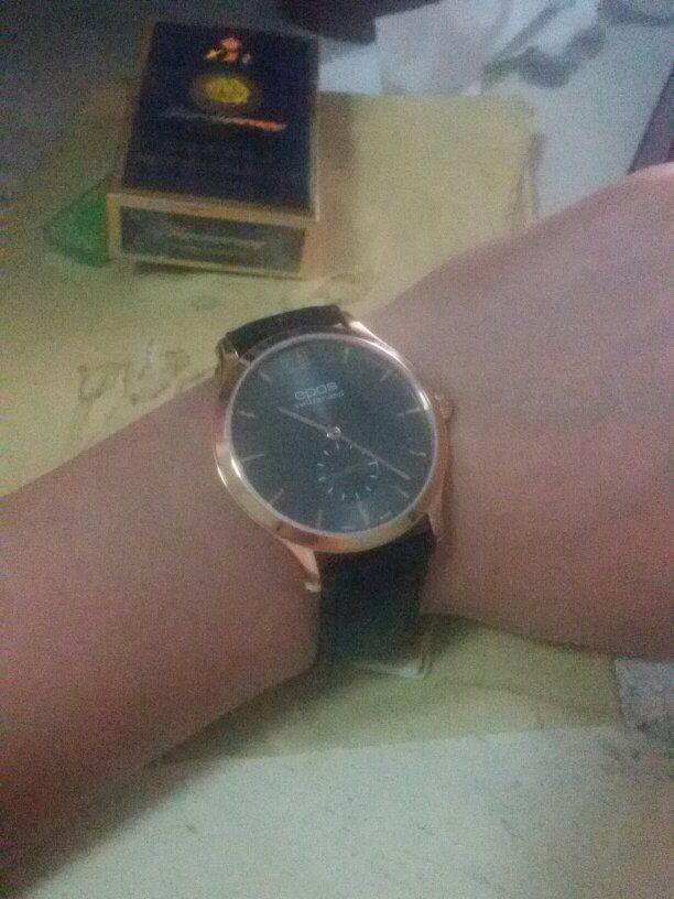 爱宝时3408.208.24.14.15手表【表友晒单作业】很好,看起...