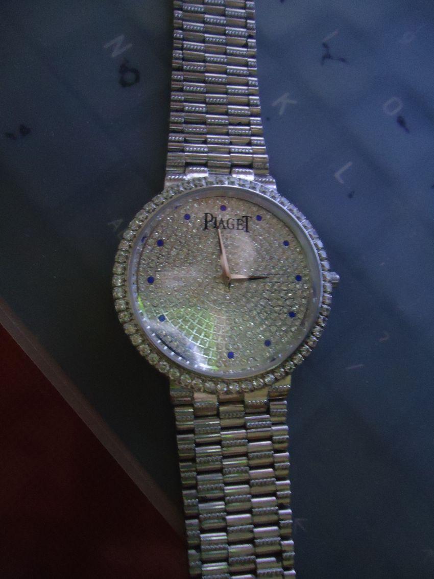 伯爵G0A04524手表【表友晒单作业】本人有这块...