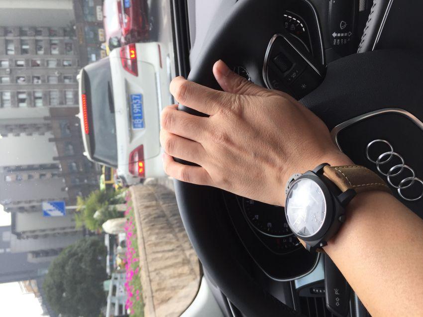 沛纳海PAM00580手表【表友晒单作业】戴了一个多...