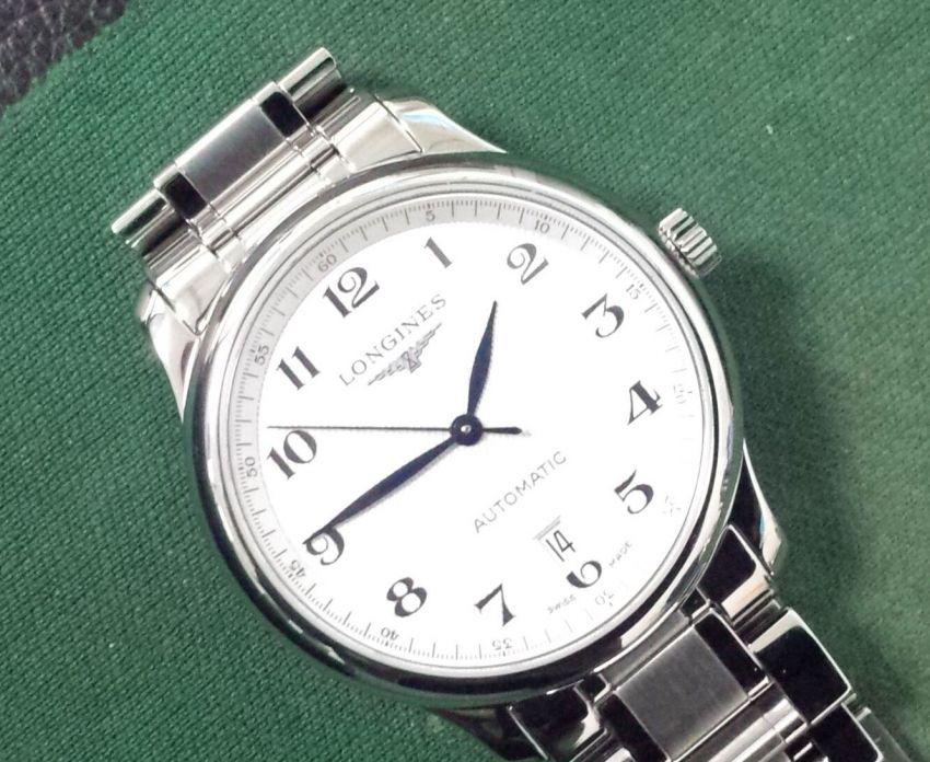 浪琴L2.128.4.78.6手表【表友晒单作业】中午下单,...