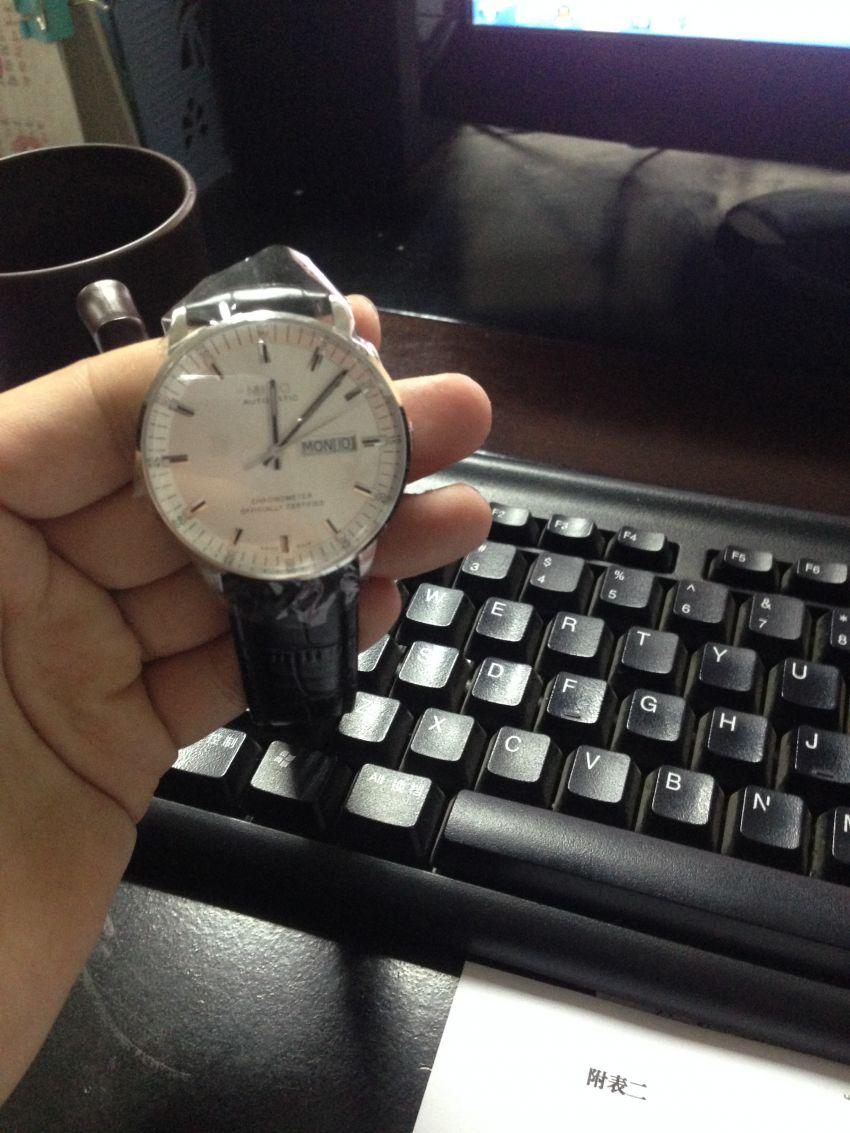 美度M021.431.16.031.00手表【表友晒单作业】决定购买这...