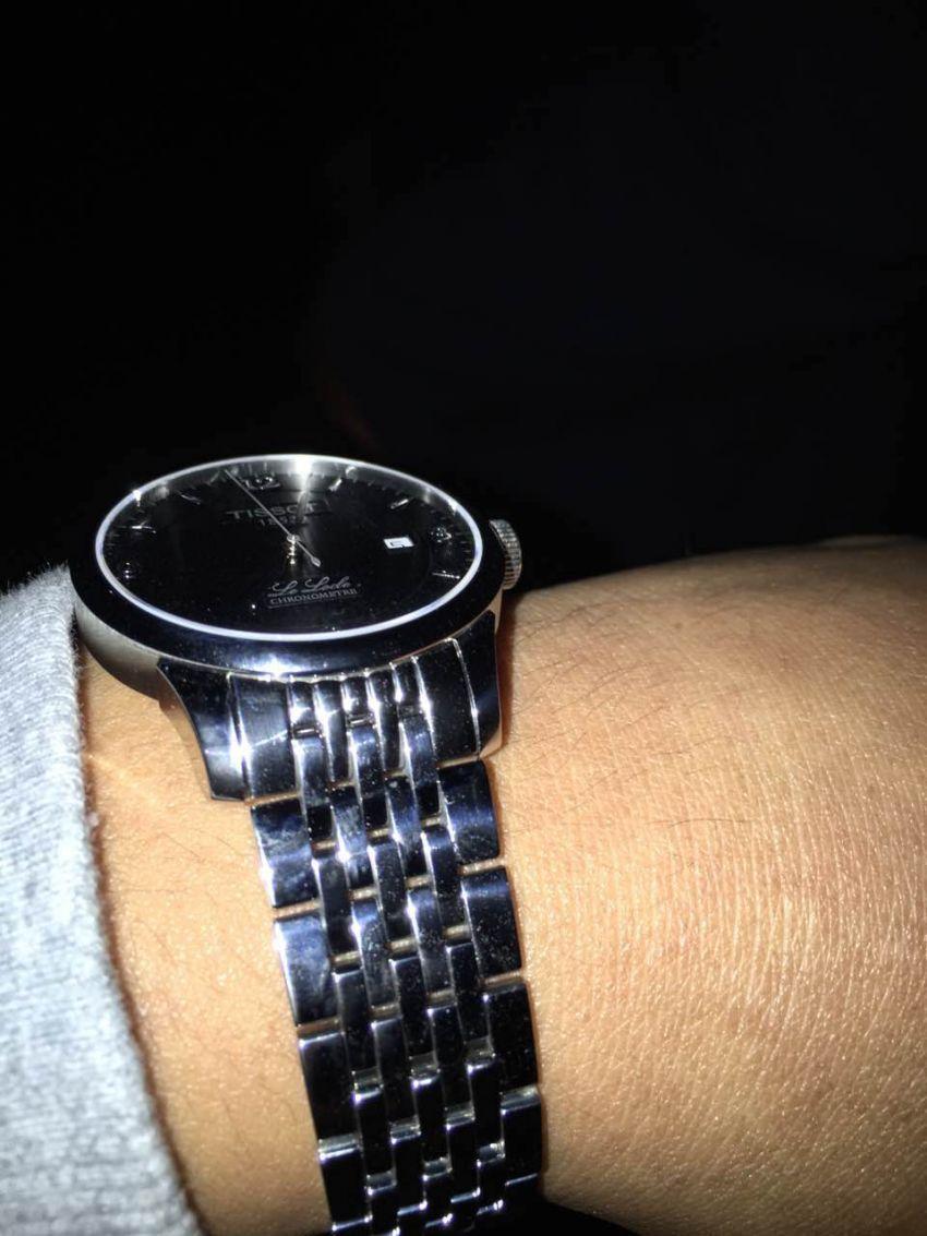 天梭T006.408.11.057.00手表【表友晒单作业】为什么在网...