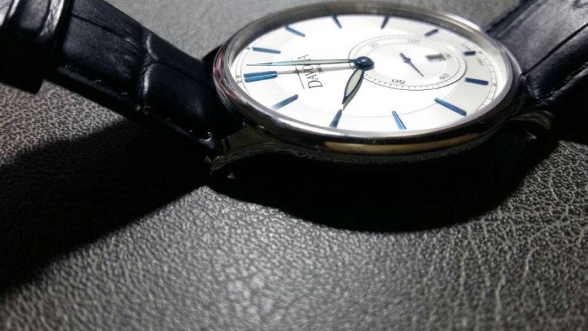 迪沃斯16248315手表【表友晒单作业】表真的不错...