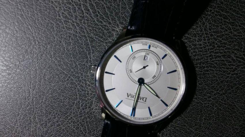 迪沃斯16248315手表【表友晒单作业】表很好,很...