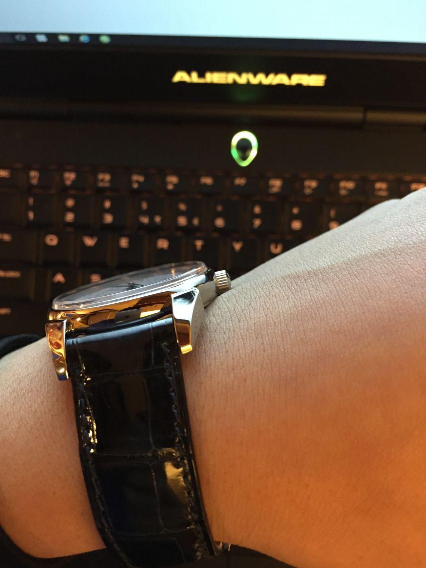 库尔沃3196.1I手表【表友晒单作业】我买东西几...