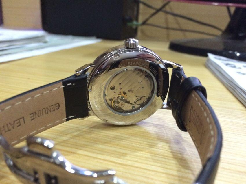 爱彼特AR804SWB手表【表友晒单作业】商品应该来...