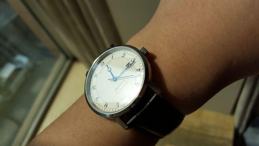 爱宝时3387.152.20.48.15手表【表友晒单作业】18号在万...