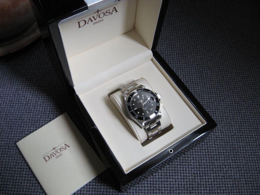 迪沃斯16155550手表【表友晒单作业】手表很给力...