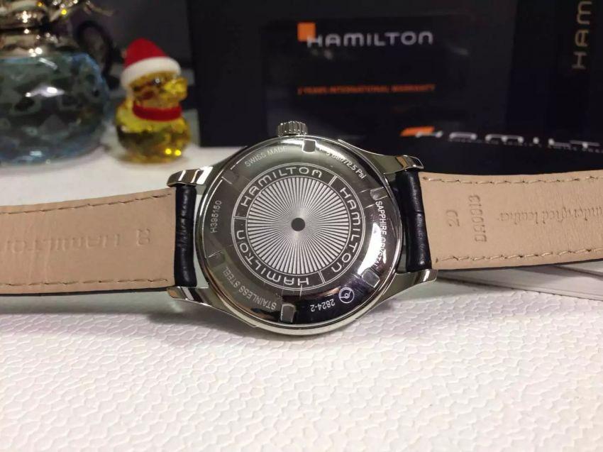 汉米尔顿H39515734手表【表友晒单作业】帅气,直接...