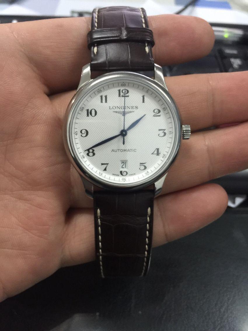 浪琴L2.628.4.78.3手表【表友晒单作业】德国买的,...