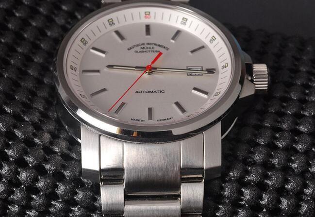 格拉苏蒂·莫勒M1-25-21-MB手表【表友晒单作业】夜光很厉害...