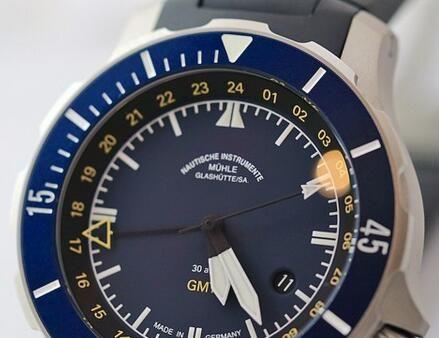 格拉苏蒂·莫勒M1-28-62-KB手表【表友晒单作业】对这种比较...