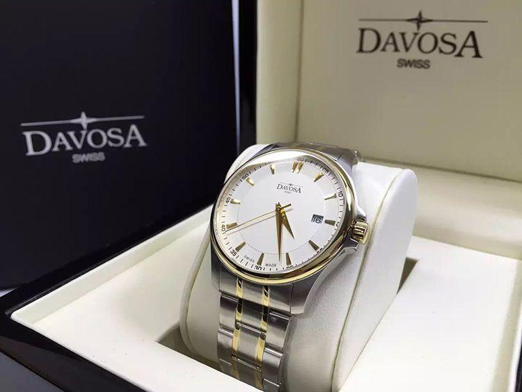 迪沃斯16346715手表【表友晒单作业】买来送人的...