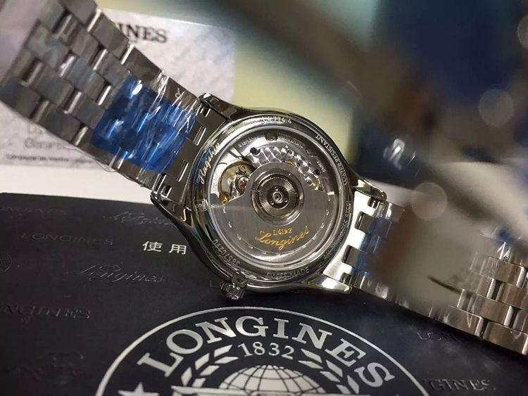 浪琴L4.774.4.12.6手表【表友晒单作业】一直戴浪琴...
