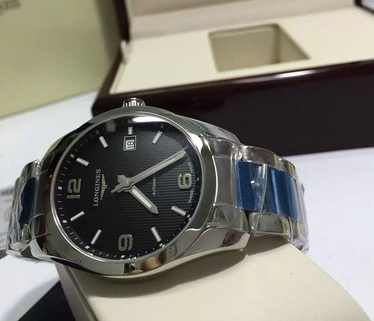 浪琴L2.785.4.56.6手表【表友晒单作业】好看,不贵...