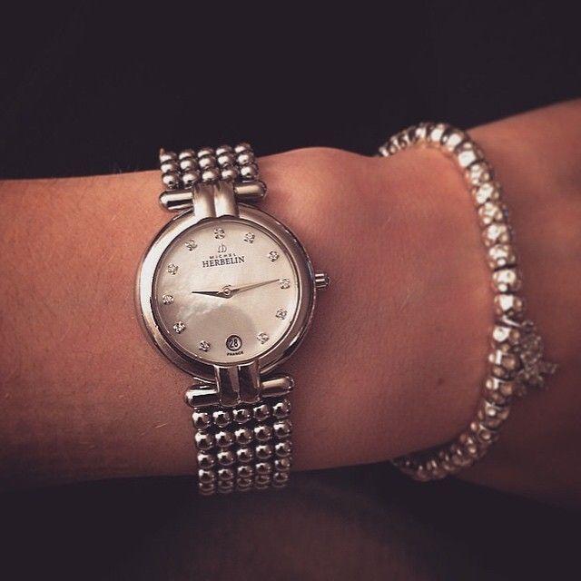 赫柏林16873/B59手表【表友晒单作业】表很好看,...
