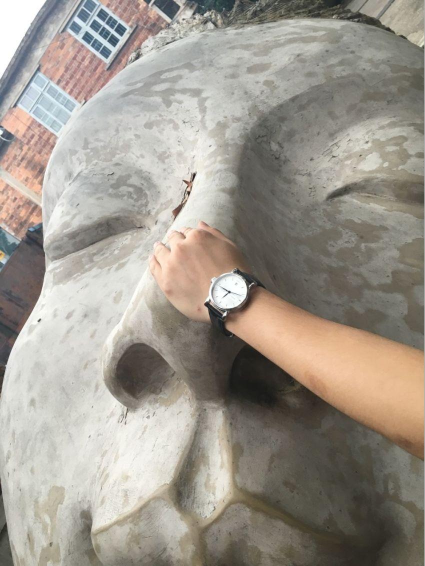 格拉苏蒂·莫勒M1-30-45-LB手表【表友晒单作业】德国表的质...