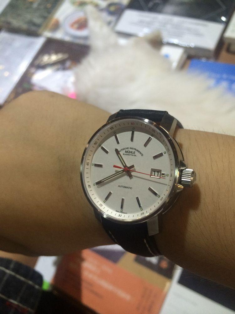 格拉苏蒂·莫勒M1-25-21-LB手表【表友晒单作业】手表收到了...
