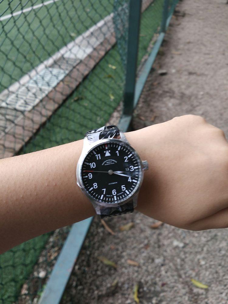 格拉苏蒂·莫勒M1-37-44-LB手表【表友晒单作业】手表收到了...
