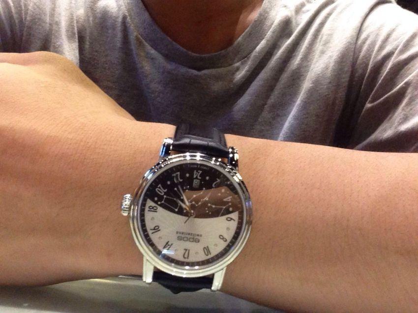 爱宝时3390.302.20.38.25手表【表友晒单作业】首先说说物...