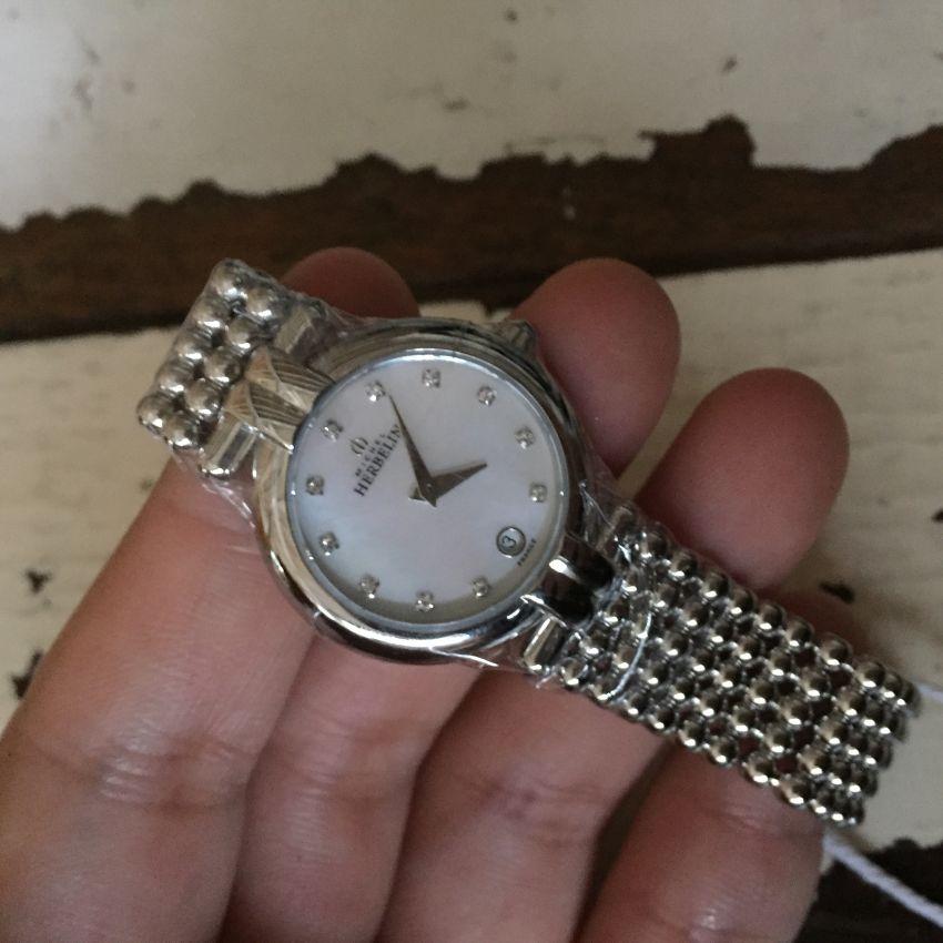 赫柏林16873/B59手表【表友晒单作业】自己原先的...