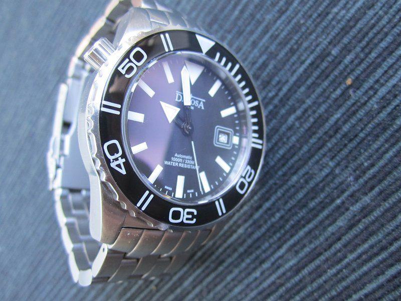 迪沃斯16149820手表【表友晒单作业】超酷的一款...
