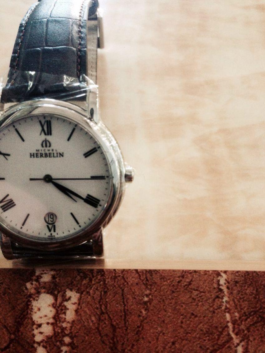 赫柏林12443/S01手表【表友晒单作业】买的时候担...