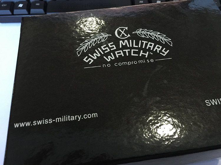 瑞士军表1725手表【表友晒单作业】刚入手的瑞...
