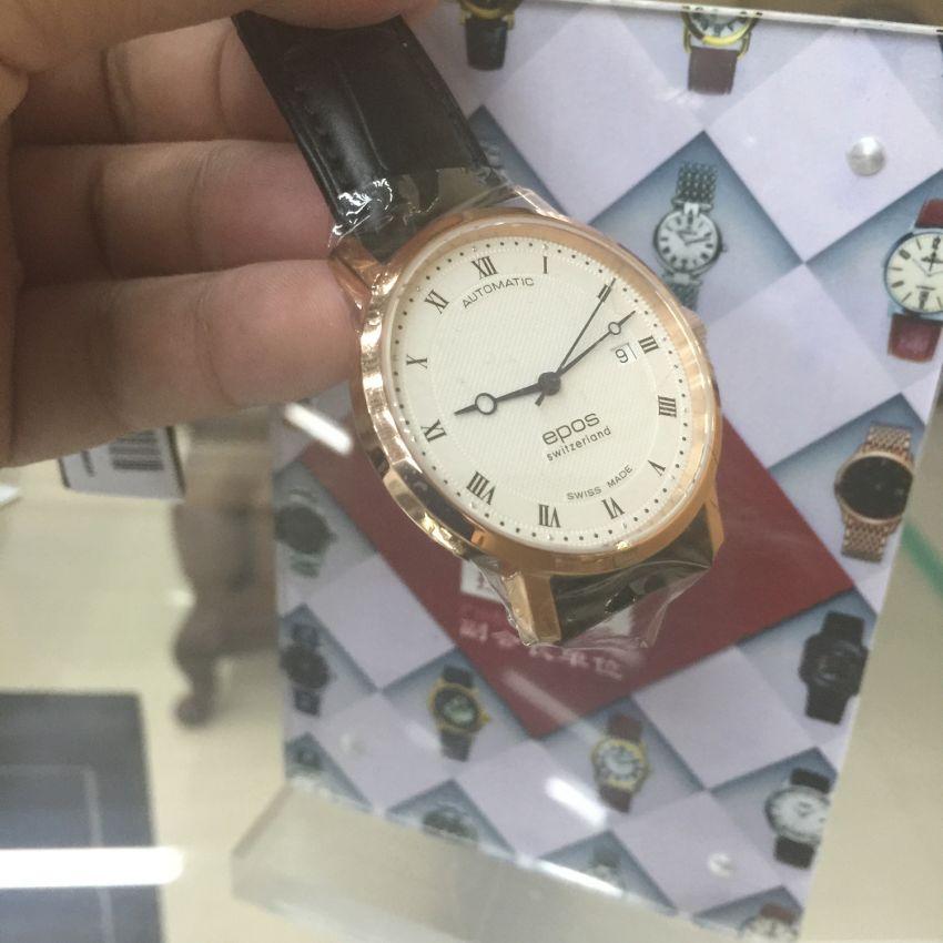 爱宝时3387.152.24.28.15手表【表友晒单作业】手表非常好...