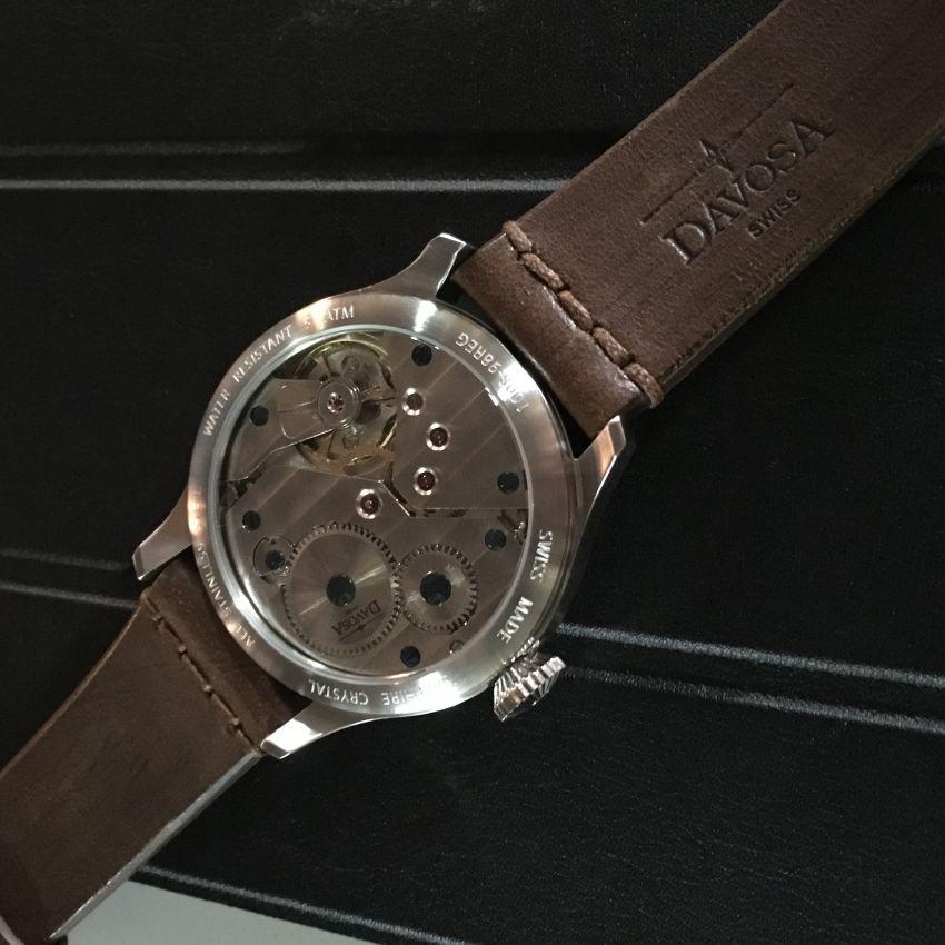 迪沃斯16050076手表【表友晒单作业】比较休闲款...