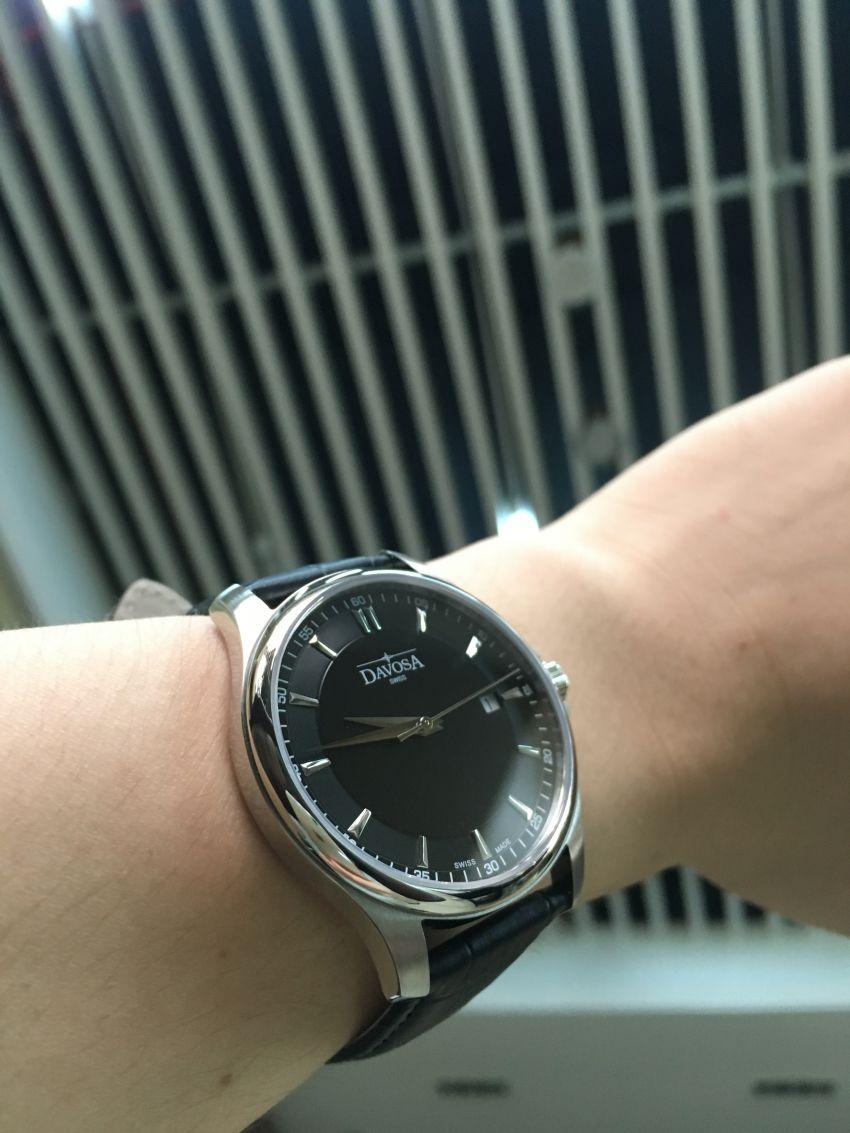 迪沃斯16246655手表【表友晒单作业】老婆买的,...