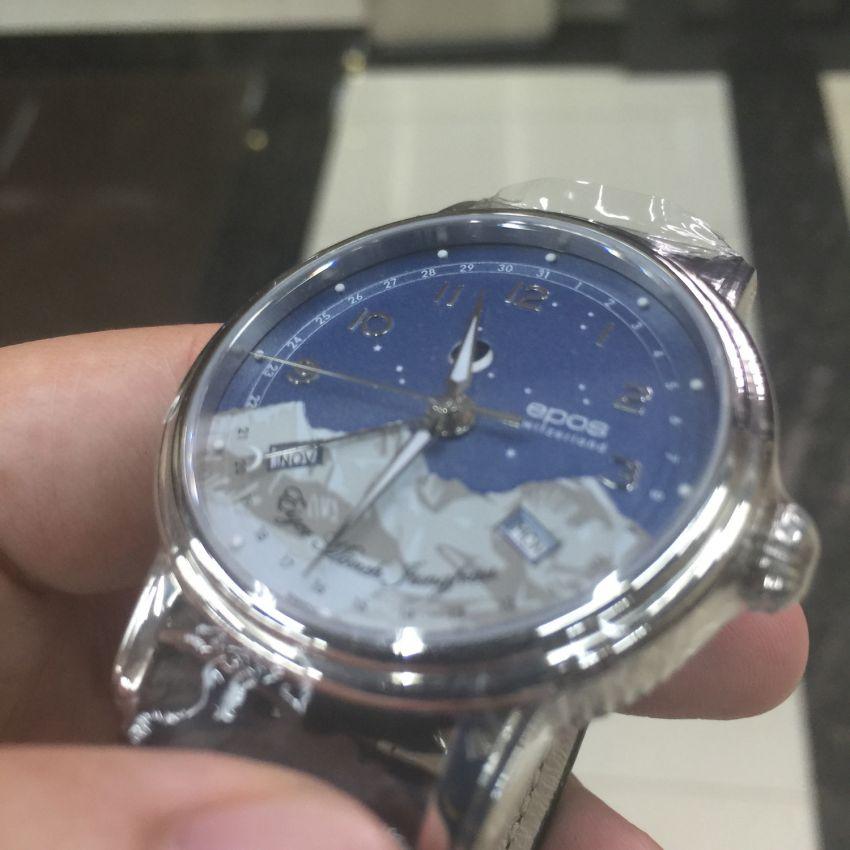 爱宝时3391.832.20.36.25手表【表友晒单作业】这款手表注...