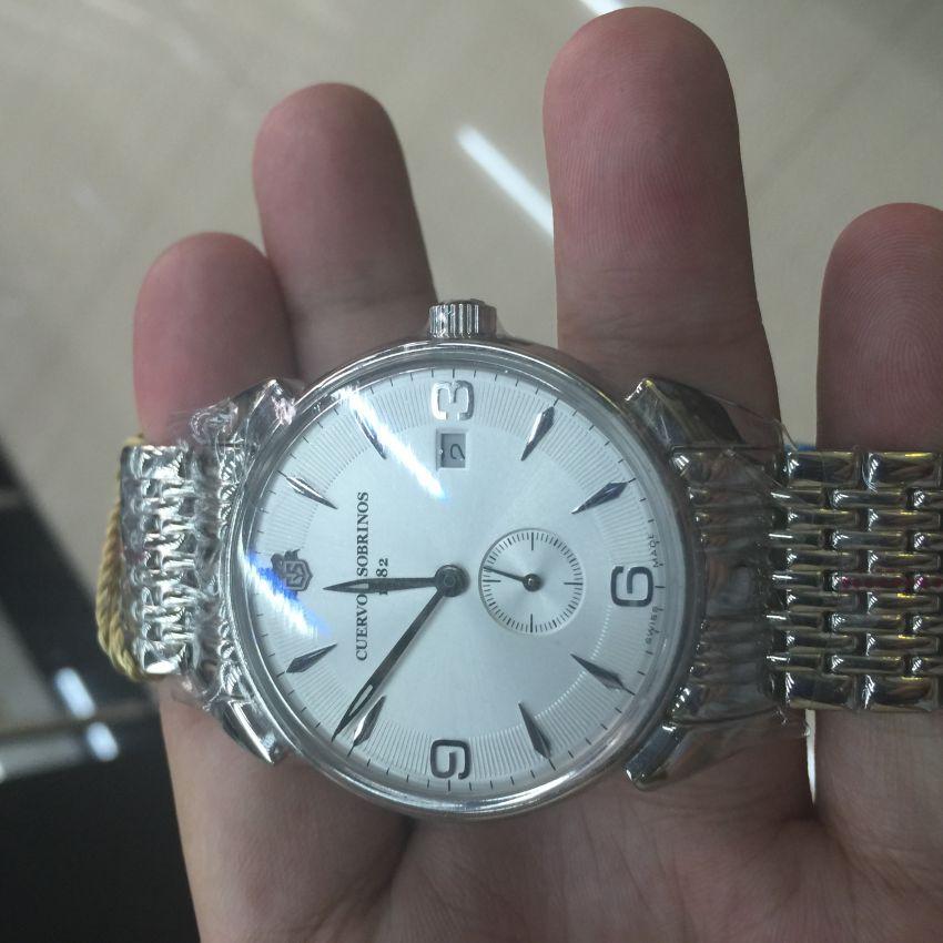 库尔沃3191B.1VAS手表【表友晒单作业】挺好的一块...