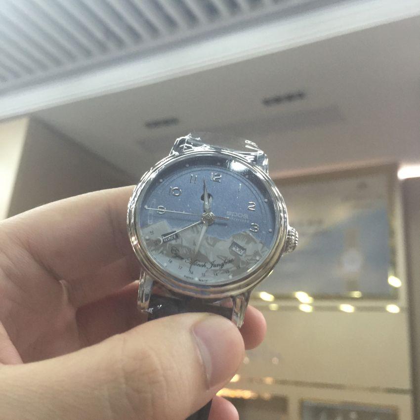爱宝时3391.832.20.36.25手表【表友晒单作业】手表收到了...