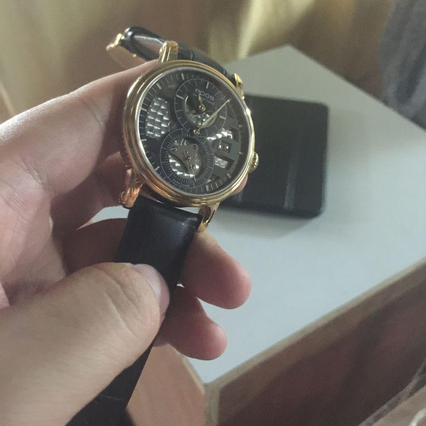 爱宝时3392.858.22.15.25手表【表友晒单作业】表盘设计很...