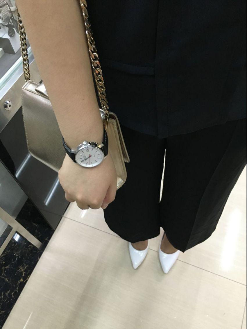 格拉苏蒂·莫勒M1-25-21-LB手表【表友晒单作业】这款是中性...