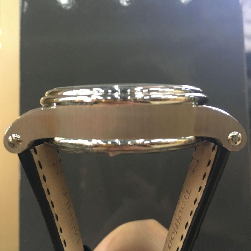格拉苏蒂·莫勒M1-30-95-LB手表【表友晒单作业】手表款式很...