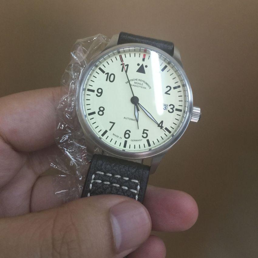 格拉苏蒂·莫勒M1-37-47-LB手表【表友晒单作业】手表收到了...