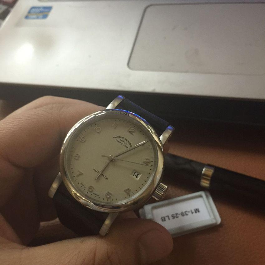 格拉苏蒂·莫勒M1-39-25-LB手表【表友晒单作业】手表很好看...