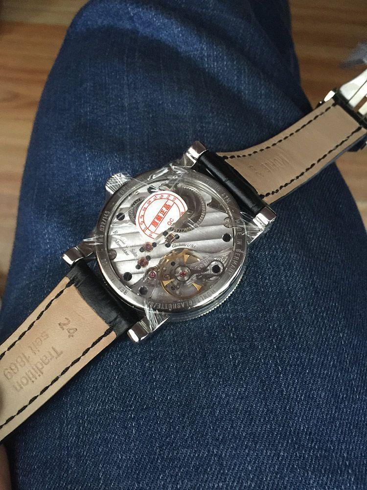 格拉苏蒂·莫勒M1-11-05-LB手表【表友晒单作业】接下来会特...