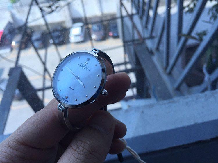 赫柏林17411/B19手表【表友晒单作业】给老婆买的...