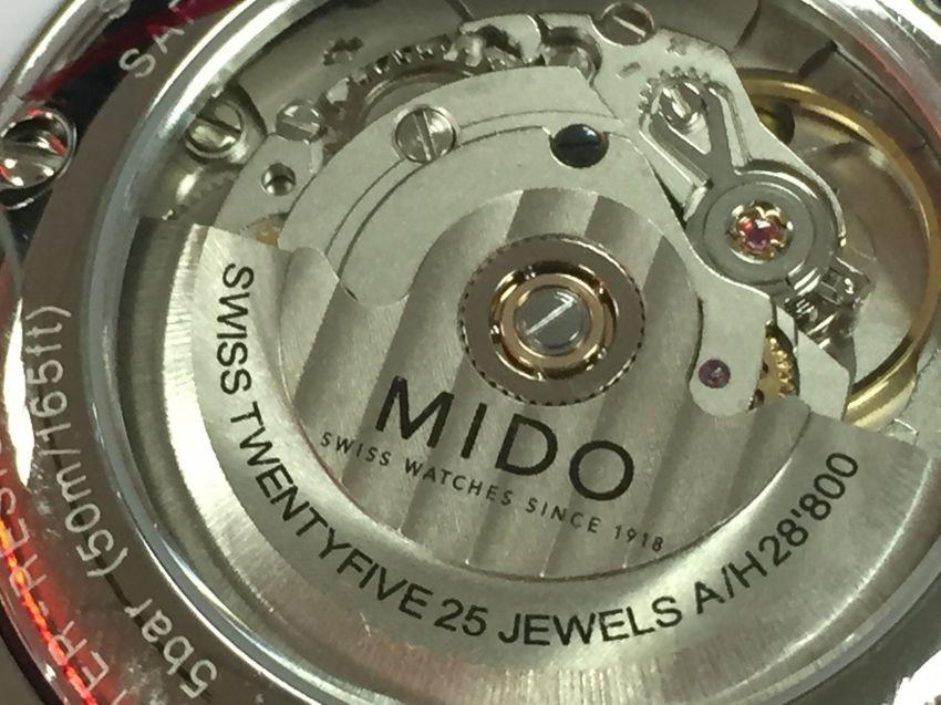 美度M8600.4.26.8手表【表友晒单作业】还可以的,...