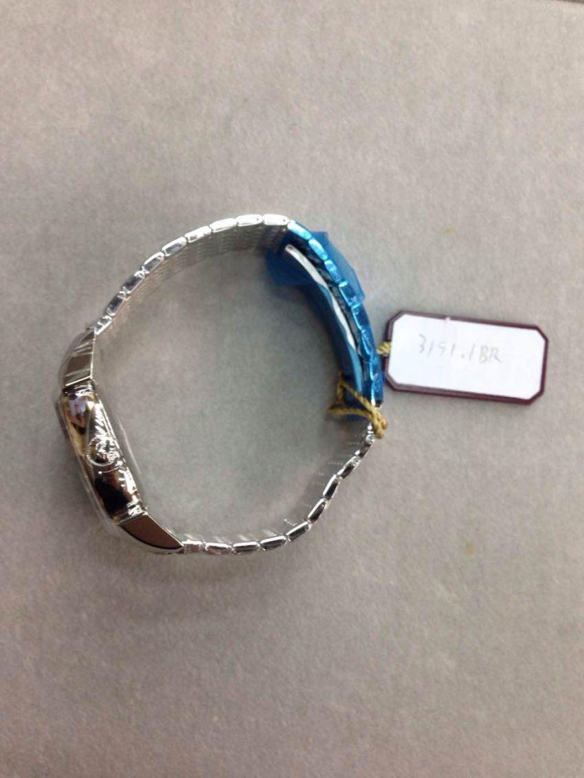 库尔沃3191B.1BR手表【表友晒单作业】表盘的蓝色...