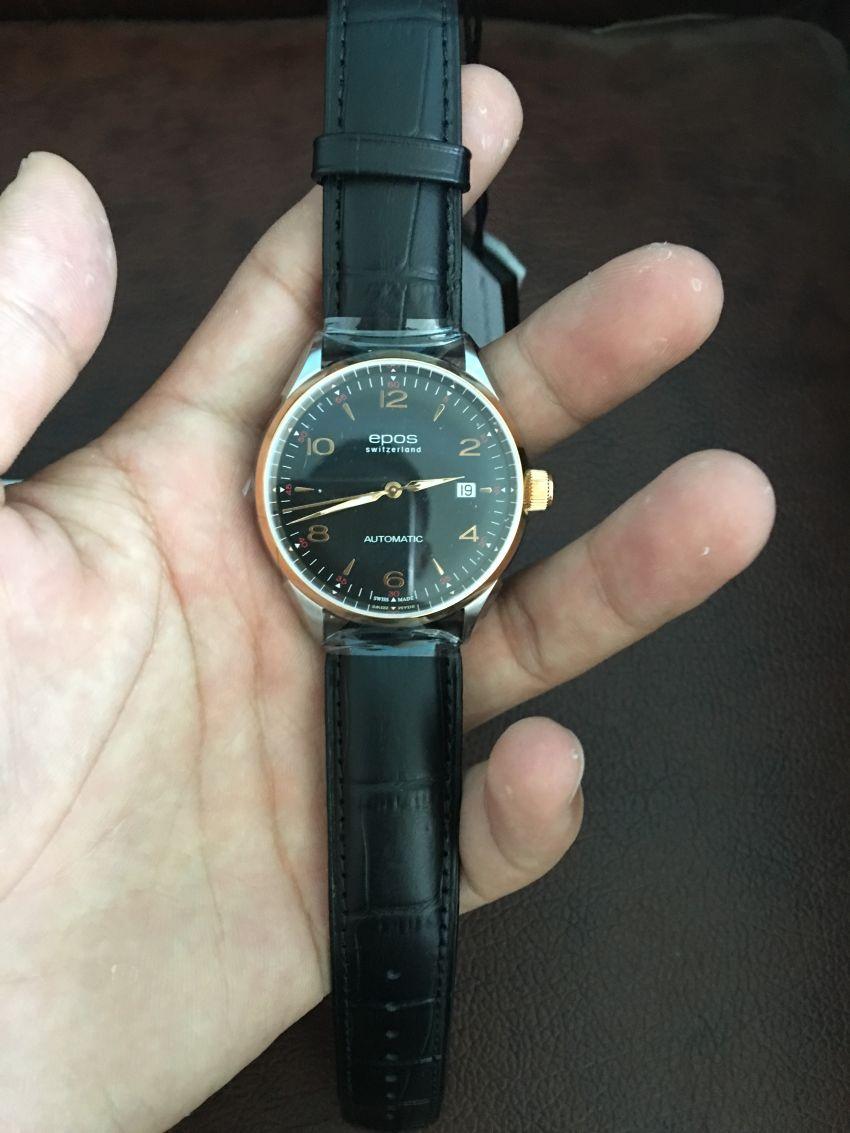 爱宝时3427.130.20.55.25手表【表友晒单作业】第一次在万...
