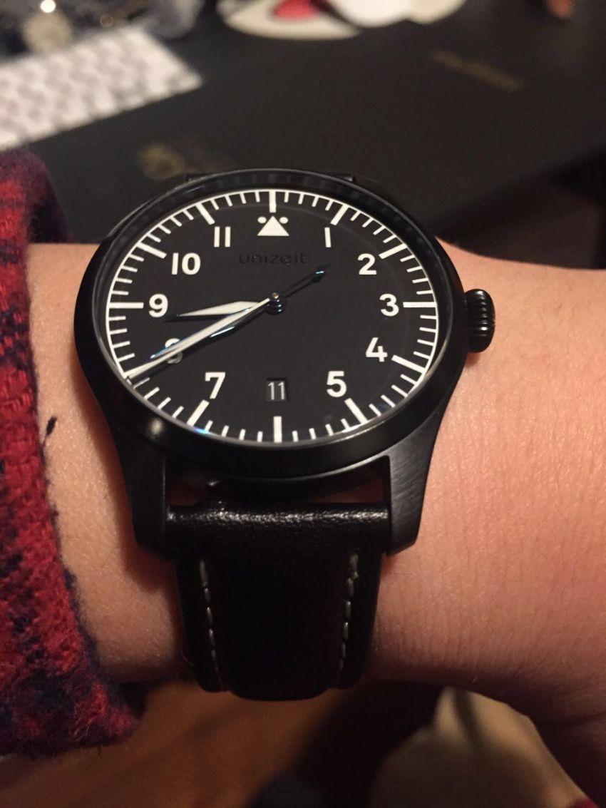 优立时PM003-DL2B1-00HD手表【表友晒单作业】我之前在实...