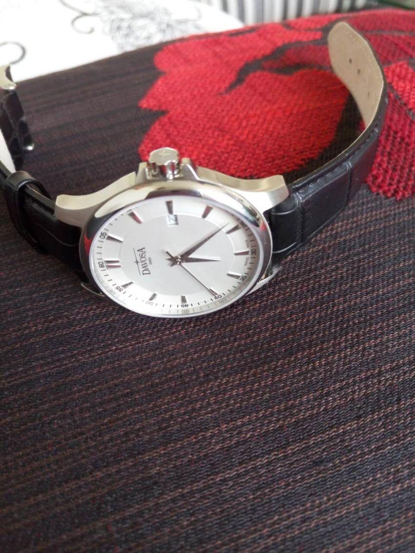 迪沃斯16246615手表【表友晒单作业】第一次购买...