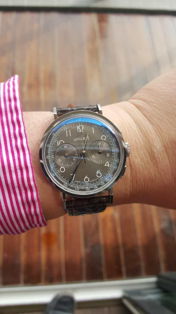 优立时BC001-SL400-00BN手表【表友晒单作业】性价比超值...