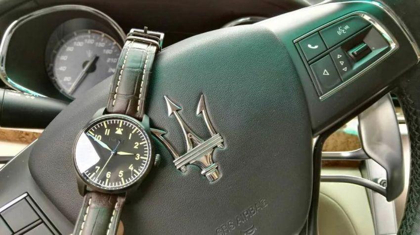 优立时PM001-DL202-00HN手表【表友晒单作业】去年买的,...